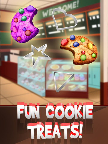 Awesome Cream Cookies Dessert Bakery screenshot 5