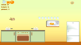Super Cookie and Milk - Classic Home of Sweet Doodle Mama Dash Crunch Free 2 screenshot 4