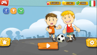 Alby Street Soccer 2015 - Real football game for big soccer stars by BULKY SPORTS screenshot 5