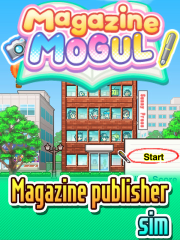 Magazine Mogul screenshot 10
