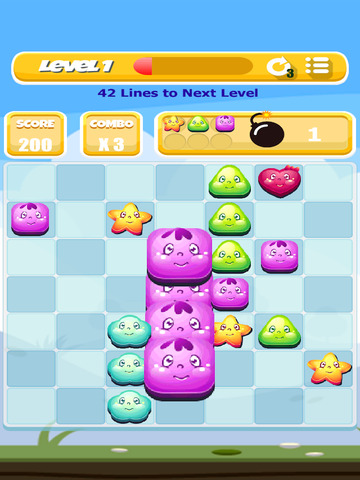 Yummy Swap - Match 4 Puzzle Game screenshot 8