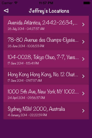 PingMe! - Location Sharing With Friends - náhled