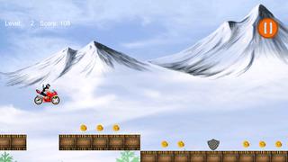 Crazy Ninja Bike Race Madness - best road racing arcade game screenshot 2