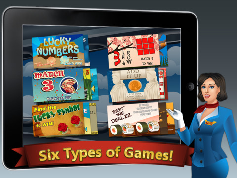 JetSet Scratch Lotto screenshot 8