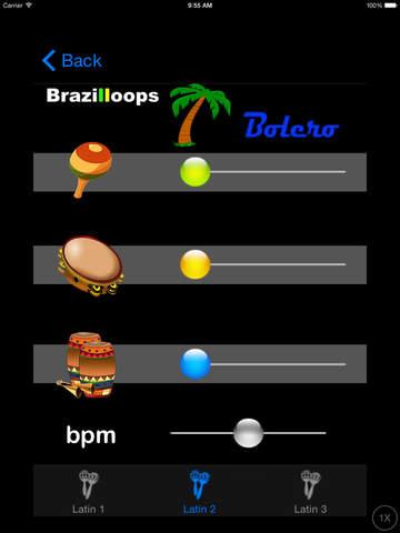 Brazilloops Latin screenshot 6