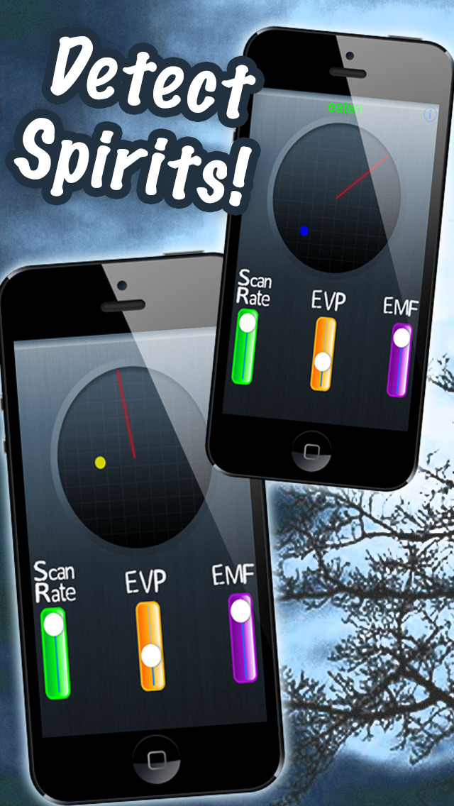Ghost Detector Free - The Free Paranormal Scanner screenshot 2