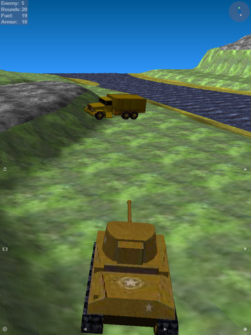 Tank Ace 1944 screenshot #1