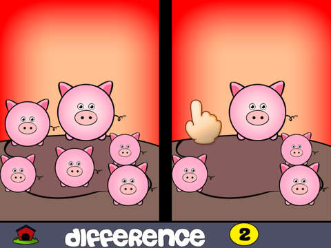 WORDZ CLUB Spot The Difference HD screenshot 4