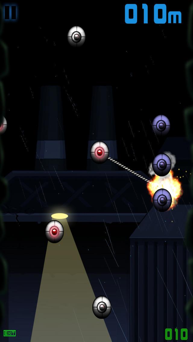 Gravity Ninja screenshot 4