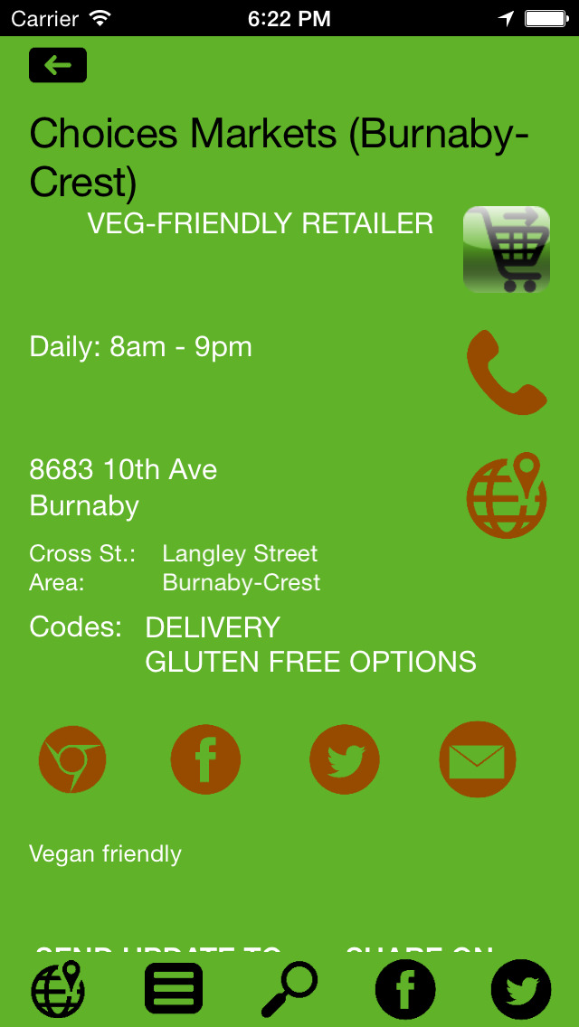 Meatless Monday Canada - Vancouver Veg screenshot 4