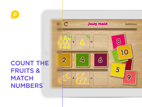Juicy Math: addition and subtraction screenshot 8