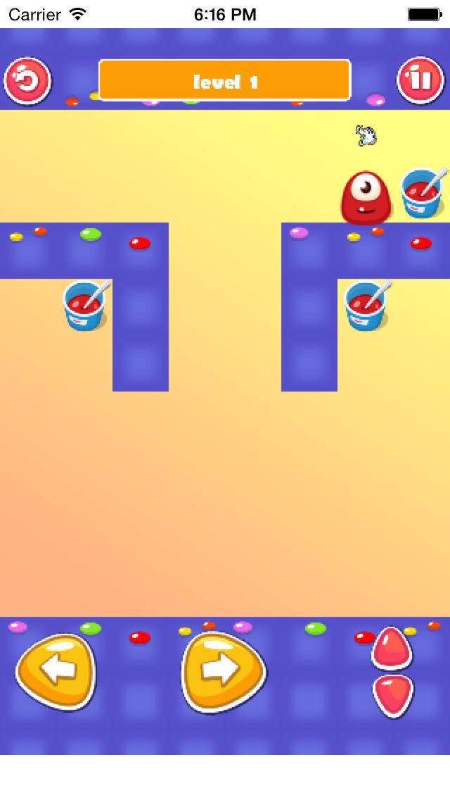 Red Monster screenshot 2