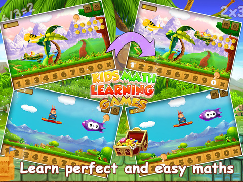 Kids Math Learning Games screenshot 4