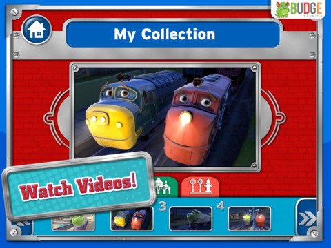 Chuggington Traintastic Adventures Free – A Train Set Game for Kids screenshot #5