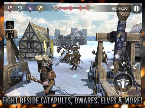 Heroes and Castles 2 Premium screenshot 10