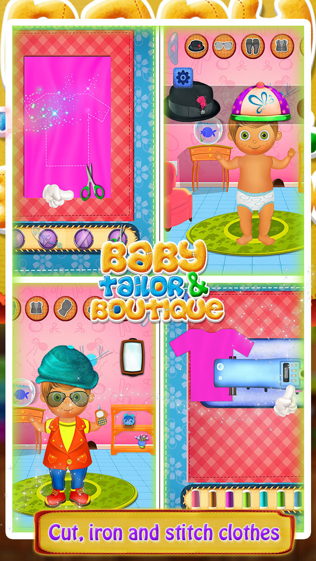 Baby Tailor And Boutique screenshot 1