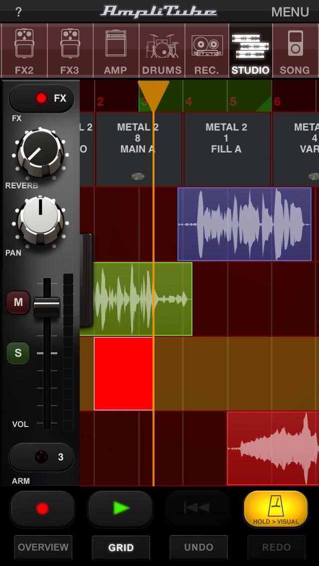 AmpliTube LE screenshot 5