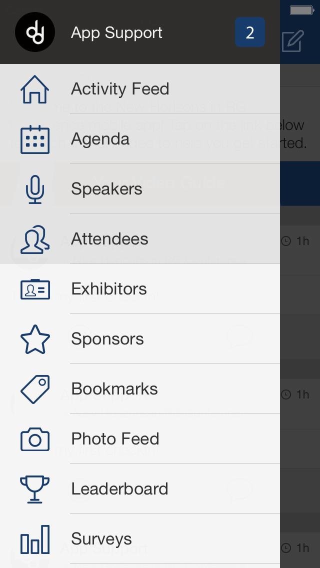 SEI Executive Conference screenshot 2