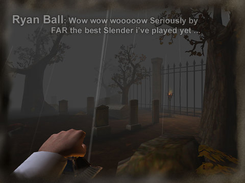 Slender Man Origins Lite: Intense survival horror screenshot 9