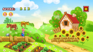 Happy Pig Run screenshot 2