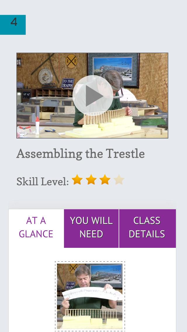 Build a Trestle Bridge for Your Model Railroad screenshot 4