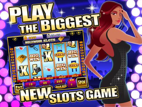 *777* Slots - Aces Hollywood Casino Slot Machine Games HD screenshot 7
