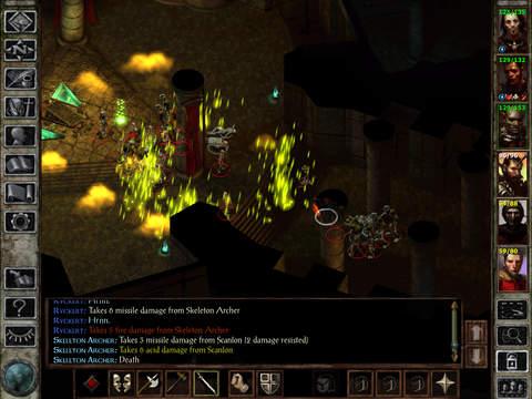 Icewind Dale screenshot 10