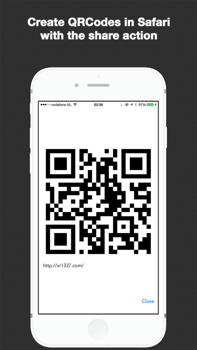 QR Code - Swift & Simple  Fastest and smoothest QRCode