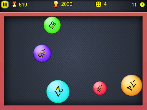 Number Balls screenshot 6