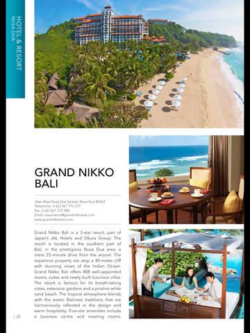 Beautiful Bali Magazine screenshot 7