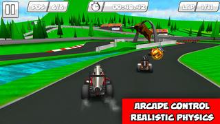 MiniDrivers - The game of mini racing cars screenshot 3