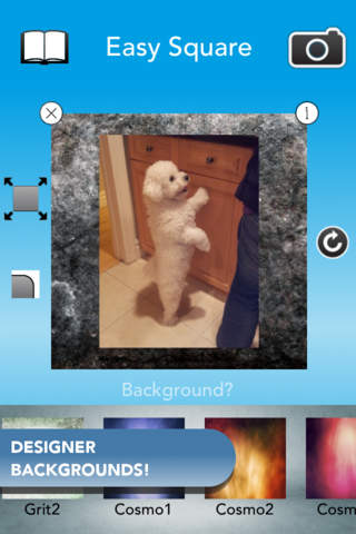 Easy Square - Post Entire Photos On Instagram With - náhled