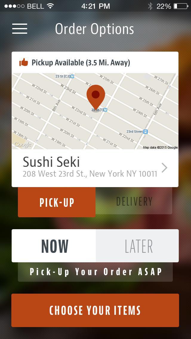 Sushi Seki screenshot 2