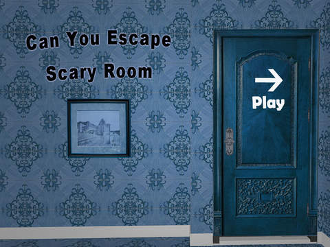 Can You Escape Scary Room 2 Deluxe screenshot 6