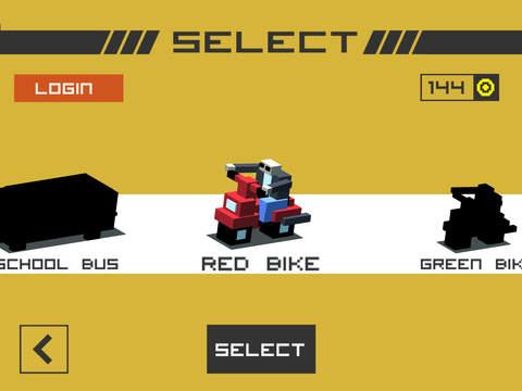 Loop Drive : Crash Race screenshot 9
