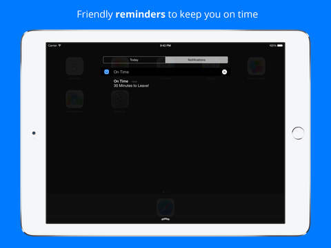 On Time - A simple time management tool screenshot 7