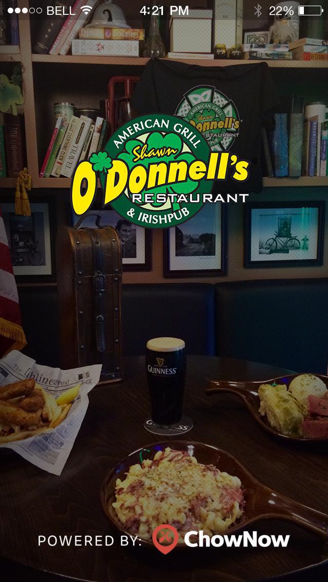 Shawn O'Donnell's Grill & Pub screenshot 1