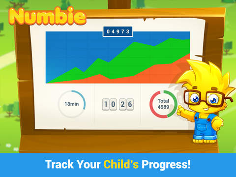 Numbie: First Grade Math screenshot 9