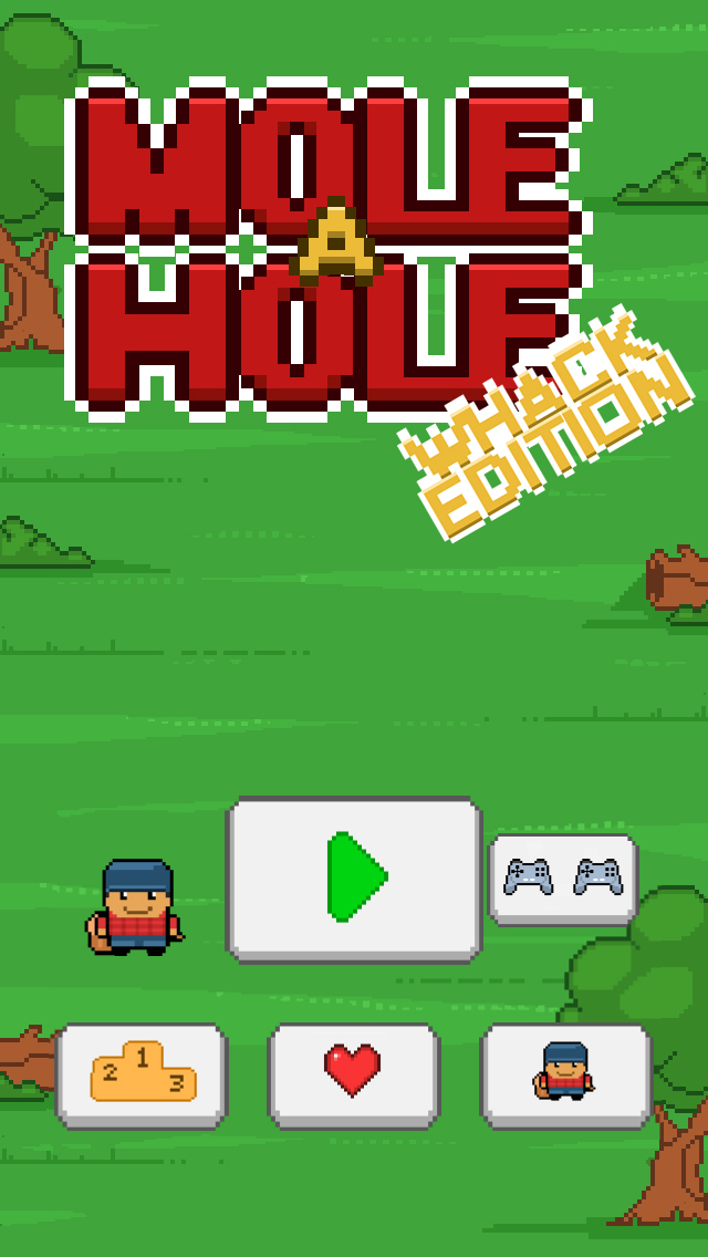 ``Action Mole a Hole 2: Dont Smash the Bomb screenshot 5