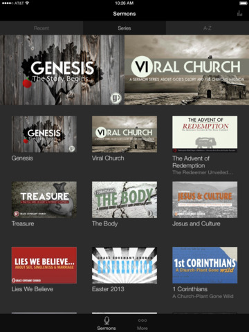 Grace City Church Wenatchee screenshot 4