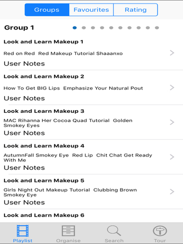 Look and Learn Makeup screenshot 7