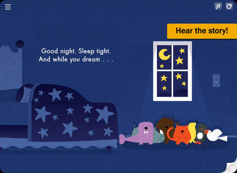 While You Dream - The Learning Company Little Books screenshot 7