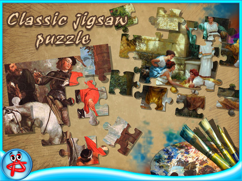 Greatest Artists: Jigsaw Puzzle screenshot 7