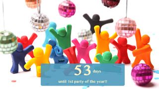 New Year Countdown‼ screenshot 2