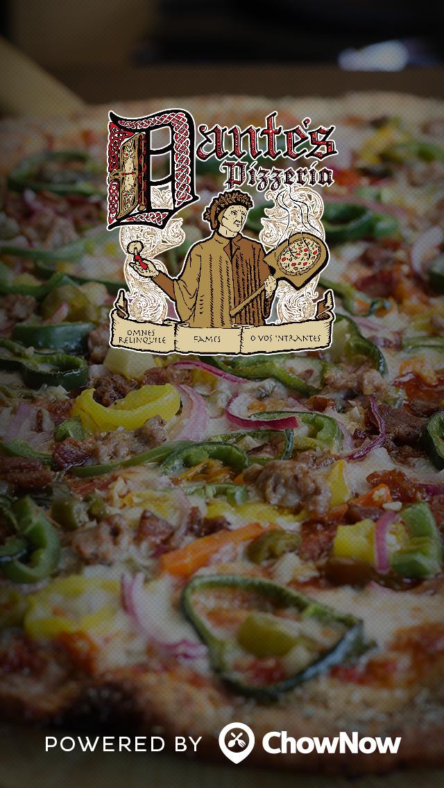 Dante's Pizzeria screenshot 2