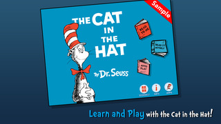 The Cat in the Hat - Dr. Seuss - SAMPLE screenshot 1
