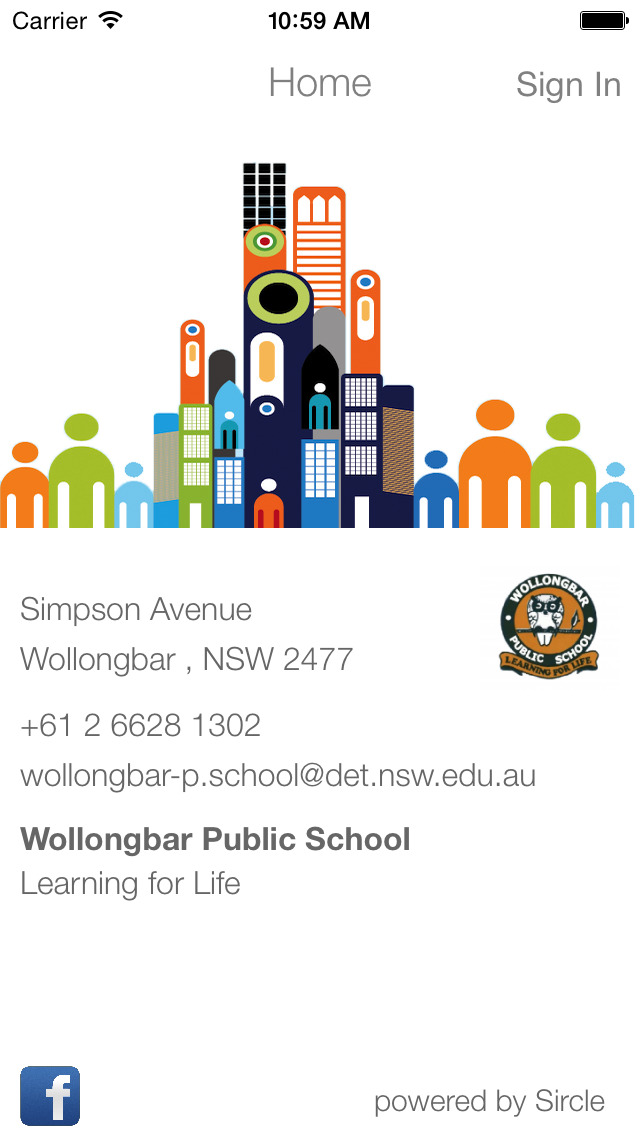 Wollongbar Public School screenshot 2