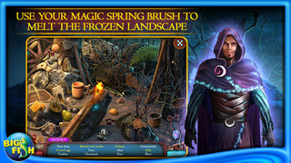Myths of the World: Stolen Spring - A Hidden Object Game with Hidden Objects screenshot #2