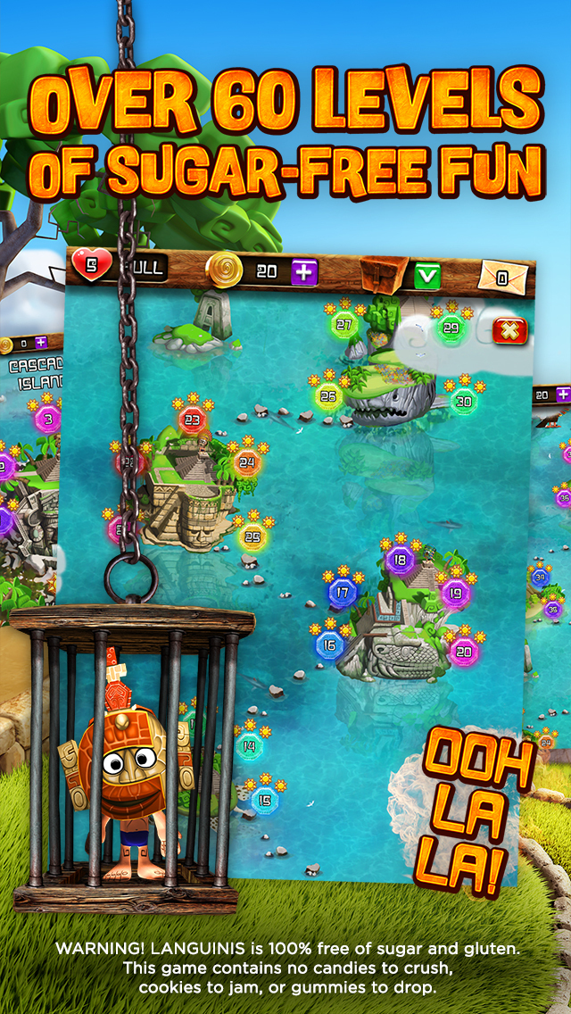 Languinis: Word Puzzle Game screenshot 5