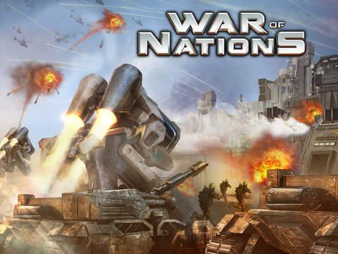 War of Nations™ - PVP Strategy screenshot 10
